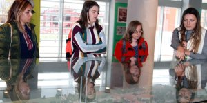 İngiliz heyetten Bilim Merkezi'ne ziyaret