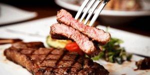 Yılda 12,4 kilogram kırmızı et tüketiyoruz