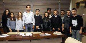Kocaeli Genç-İMO üniversite ve sınıf temsilcileri belirlendi