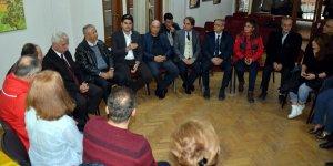 CHP'nin aday belirleme heyeti görüş alışverişinde bulundu