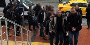 PKK/KCK şüphelisi 8 kişi adliyede