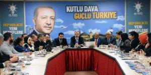 AK Parti'de yeni icra belli oldu