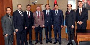 İZAYDAŞ'tan Ankara çıkarması
