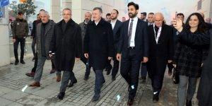 Büyükakın AKP'li gençlerle buluştu