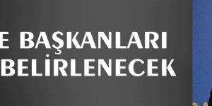 AKP'de ilçe başkanları temayülle belirlenecek