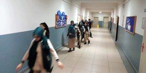 AFAD'tan öğrencilere afet eğitimi