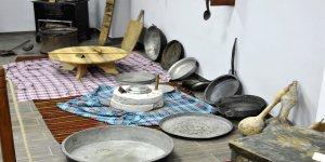 Köy Müzesi geçmişe ışık tutuyor