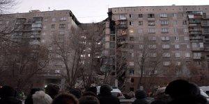 Rusya'da doğalgaz patlaması: 4 ölü