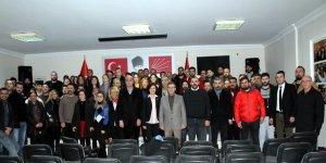 CHP'de gençlik buluşması!