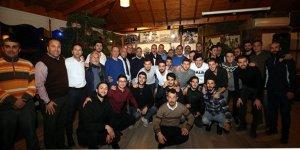 Karamürselspor şampiyonluğu kutladı