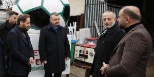 Kocaelispor camiasını duygulandıran jest