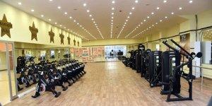Bayan spor merkezi açılıyor