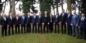 AKP'de başkan adayları toplantısı
