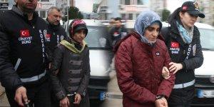 Palu ailesinin kadınları Gebze Cezaevine gönderildi