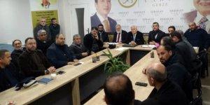 Yeniden Refah Partisi Gebze'de toplandı