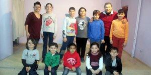 BİLKAR'IN Çocuk Tiyatrocuları 27 Mart'a Hazırlanıyor