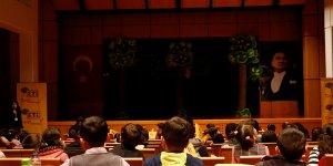 GOSB'da çocuk tiyatrosu sahnelendi