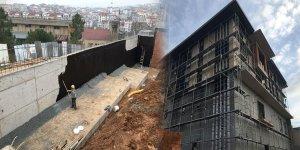 Gebze'ye yeni itfaiye müfreze binası