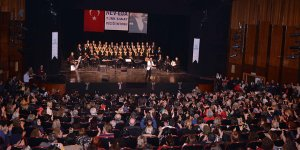 Nev-Eda Korosu'ndan muhteşem konser