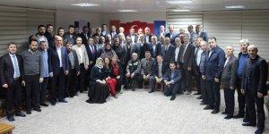 AKP'de vefa buluşmaları