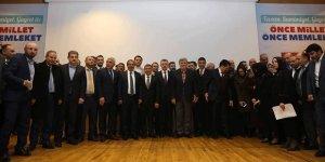 AK Parti Dilovasında Aday Tanıttı