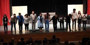 Çocuklar Osman Hamdi Bey Kültür Merkezi'ne akın etti