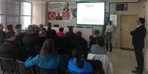 CHP'de Sandık Güvenliği Eğitimleri