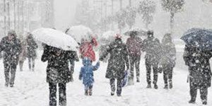 Kocaeli'ne kar yağışı geliyor