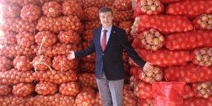 """""""Soğan artık pahalı ve lüks oldu"""""""