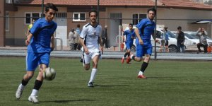 2.KÜME U19'LAR SAHNE ALIYOR