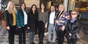 AKP Gebze Kadın  Kolları selamladı