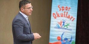 Spor okulları personeline hizmet içi eğitim