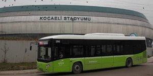 Kocaeli Stadyumu'na aktarmasız ulaşım