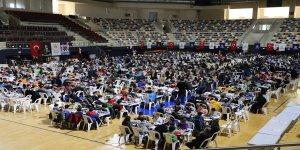 Okullar arası satranç turnuvası heyecanı yaşanıyor