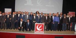Yeniden Refah Gebze'de  Engin Kılıç seçilmiş başkan