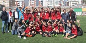 D.Birlikspor'a 3'üncü kupa