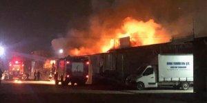 Yangın: 1 ölü 2 yaralı