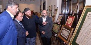 Geleneksel Türk Süsleme Sanatları Sergisi açıldı