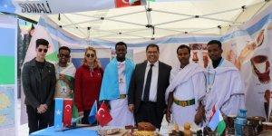 Uluslararası öğrenciler Gebze'de buluştu