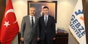 GEBZE BELEDİYESİ - Sedat Çelik Başkan Yardımcısı oldu