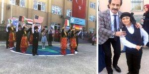 Gebze Sultan Ayhan İlkokulu'nda 23 Nisan coşkusu