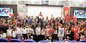 GTO'da çocuk meclisi toplandı