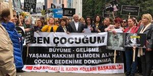 CHP çocuk istismarını kınadı