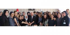 Darıca Farabi'de Ebeler Haftası etkinliği
