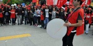 Gebze'de eylem Emep'in öncülüğünde:1 Mayıs İşçi Bayramı kutlanıyor