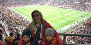 Galatasaray maçı izleme dilekleri kahramanını buldu