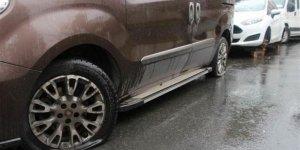 Darıca'da lastik bıçaklayan  5 kişiden 3'ü yakalandı