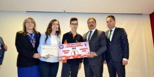 Fen Bilimleri Olimpiyatı'nda ödüller verildi