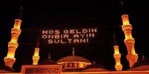 KOCAELİ'DE: Camilere mahya asılacak