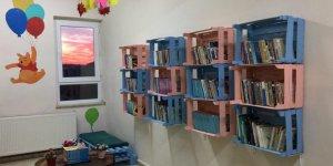 KOCAELİ KİTAP FUARI'NDA:  Köy okullarına kitap bağışı